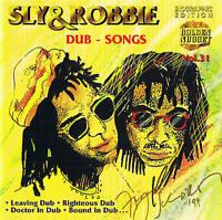 "SLY & ROBBIE ""Dub Songs"" CD NEU & OVP Cosmus DSB"