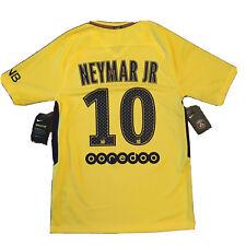 2017/18 PSG Away Jersey #10 Neymar Jr Small Nike Football Soccer Brazil NEW
