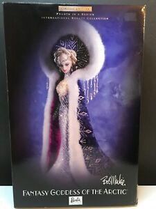Fantasy Goddess of the Artic by Bob Mackie #50840 Mattel 2001 - NEW