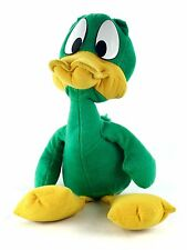 "Applause plucky Duck Vintage 1990 warner bros soft teddy toy plush 20"" TINY TOON"