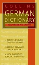 Collins German Dictionary (Collins Language) by HarperCollins Publishers in Use