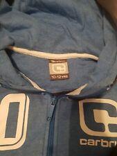 Boys Carbrini jacket Hoodie Age 10/12yrs