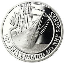 Portugal 2,5 euros de plata 2012 pp 75 años segelschulschiff Sagres