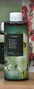 Korres Pure Cotton Hydrating Shower Gel 13.53 fl. oz.