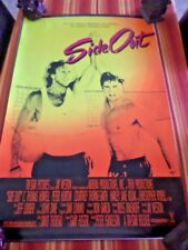Side Out Original Single Sided Movie Poster C. Thomas Howell Peter Horton 1990