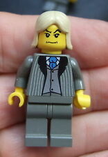 *LEGO HARRY POTTER:LUCIUS MALFOY PURE BLOOD WIZARD   HP018 Year 2