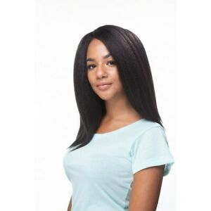 """Obsession Synthetic Pre-Loop Long Straight - Crotchet Yaky 16"""" (Like Freetress)"""