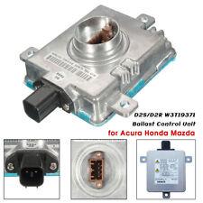 HID Xenon D2S D2R W3T19371 Ballast Headlight Unit Control For Acura Honda Mazda