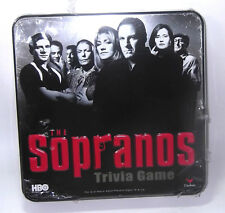 The Sopranos Trivia Game 2 Or More Adult Players 1000 Questions HBO Mob Drama