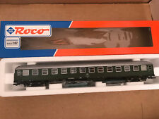 Roco 44903 H0  D-Zug Personenwagen Abteilwagen 2. Klasse DB NEU + OVP