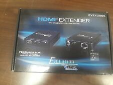Vanco EVEX2006 HDMI Over Category 5 AND 6