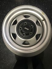 Jeep Comanche Other 15 inch Oem Wheel 1988-2000 52003309 52003714
