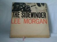LEE MORGAN - THE SIDEWINDER - JOE HENDERSON BARRY HARRIS BLUE NOTE JAZZ VINYL LP