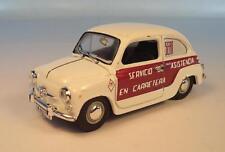 Solido 1/43 Seat  600E Limousine Servico Asistencia En Carretera #1774
