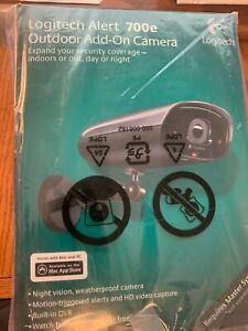 logitech alert 700E outdoor camera