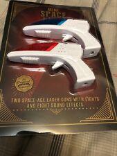 Mini Space Blasters- Laser Guns Led Flashing Lights