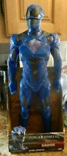 "Saban Power Rangers Movie Figure 20"" Big-Figs Blue Ranger Bleu 2017 Jakks New"