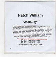 (FN464) Patch William, Jealousy - 2010 DJ CD