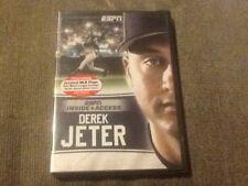 NEW ESPN Inside Access--Derek Jeter (DVD) BRAND NEW FACTORY SEALED