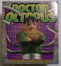Marvel Comics Bowen Spider-Man Doctor Octopus mini bust/statue with box