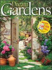 Better Homes and Gardens Dream Gardens Across America-ExLibrary