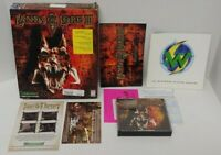 Big Box LANDS OF LORE III 3~Role Play Game~Windows 95/98~NT 4.0 PC CD-ROM Works!