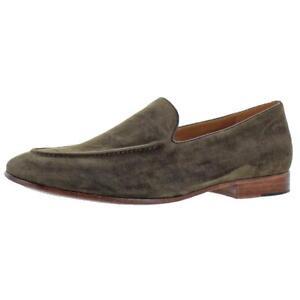 Donald J. Pliner Mens Mathis Suede Dress Slip On Loafers Shoes BHFO 7812