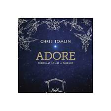 Adore: Christmas Songs of Worship by Chris Tomlin Deluxe CD **Cracked Case**