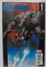 Ultimate Human #1,2,3,4 (Marvel, 2008) Nm comic
