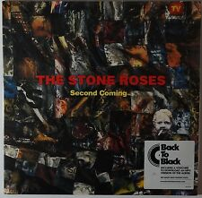 The Stone Roses - Second Coming 2LP/Download 180g vinyl NEU/SEALED gatefold