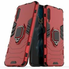 POUR HUAWEI HONOR 9X COQUE ROUGE ANTI CHOC CASE COVER HOESJE ETUI
