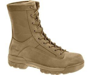 NEW BATES 8690 Men's Ranger Hot Weather Boots, MEN'S SIZE 9-MEDIUM - FREE SHIP