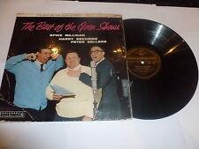THE BEST OF THE GOON Show-VINILE LP 1959 UK