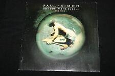 """PAUL SIMON   SP 45T 7""""   THE BOY IN THE BUBBLE (REMIX)   1986"""