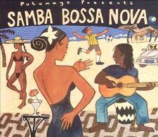 Putumayo Presents: Samba Bossa Nova by Various Artists (CD, Jan-2002, Putumayo)