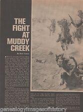 Muddy Creek Fight+Lame Deer,Big Ankle,Brave Wolf,Cody*,Gen. Miles,White Bull
