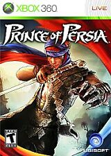 Prince of Persia (Microsoft Xbox 360, 2008) - NEW WHITE LABEL FACTORY SEALED