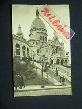 The Basilica of the  Scared Heart, Paris, France