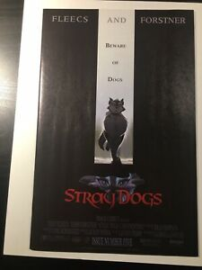 STRAY DOGS 5 2ND PRINTING 1:10 INCENTIVE VARIANT FORSTNER FLEECS IMAGE THE CROW