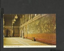 Jarrold Colour Postcard The Royal gallery House of Lords London