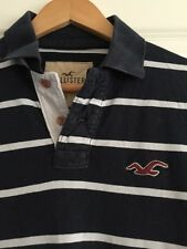 HOLLISTER Men's size Small Polo - **Worn but in Excellent Condition**