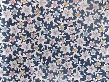 WtW Fabric Floral Vintage Flower Retro Abstract Mod Calico BTY Quilt