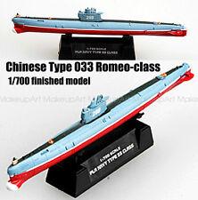 China Type 033 Romeo-class submarine R33 U-boat 1/700 finished Easy model ship