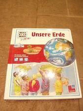 """* Kinder-Sachbuch """"Unsere Erde"""" Was ist Was Band 10 *"""