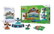 Skylanders Swap Force Starter Pack Nintendo Wii 3 Figures