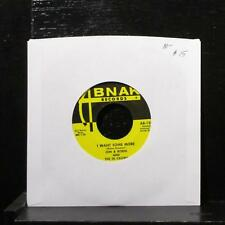 """Jon & Robin And The In Crowd - I Want Some More 7"""" Mint- Vinyl 45 AB-124 USA"""
