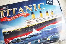Puzzle 3D Petroquelado Titanic 100 aniversario Cubicfun