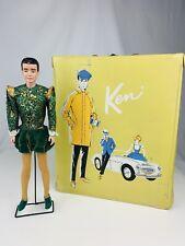 1962 Mattel Ken Case & Tons of Clothes/Accessories Rare