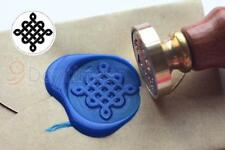 Celtic Chinese knot Wax Seal Stamp Sealing Wax Wedding Invitation Stamp S1280
