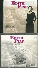 CD - EDITH PIAF : Le meilleur de EDITH PIAF / COMME NEUF